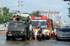 Наводнение в Таиланде. Свежие