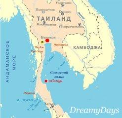 Остров Самуи. Пляжи Самуи