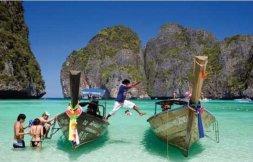 Тайланд круглый год встречает